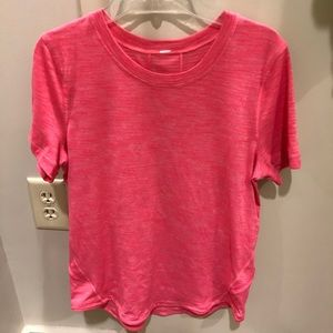 Lululemon Another Mile short sleeve top